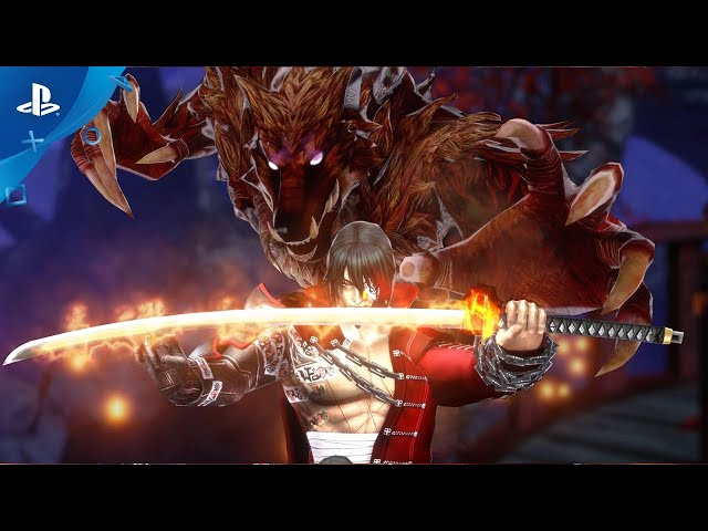 Bloodstained: Ritual of the Night | Second Playable Character Reveal | PS4