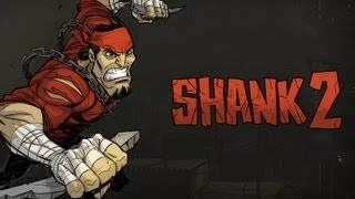 CGRundertow SHANK 2 for PlayStation 3 Video Game Review