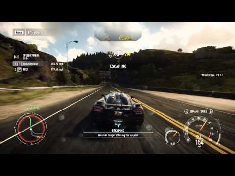 Need For Speed: Rivals PC - Koenigsegg Agera R Racer Gameplay - Chapter 6 Wolf's Clothing