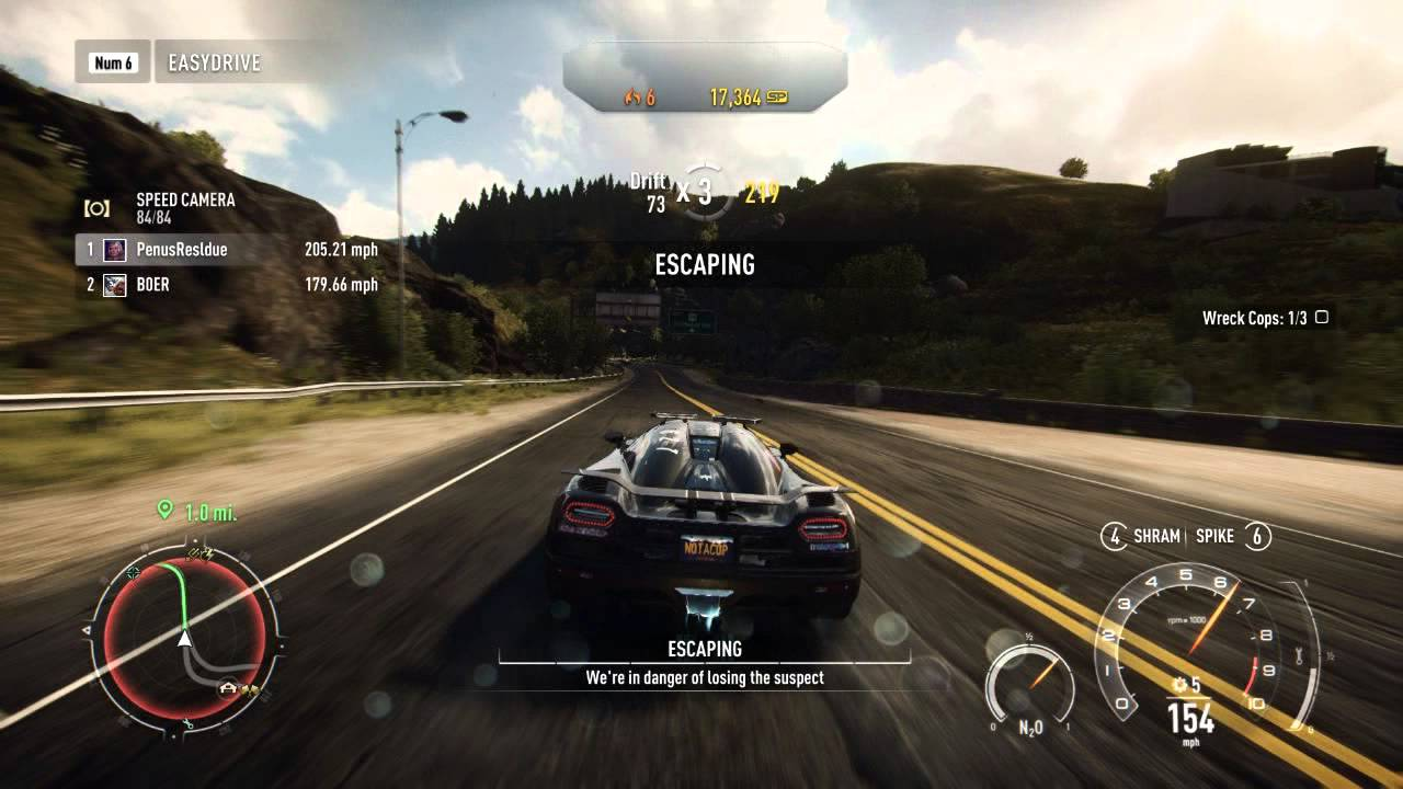 Need for Sd Rivals: Cop: Bugatti Veyron - #50 - YouTube Gaming