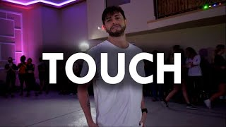 Touch - Amerie   Brian Friedman Choreography   Cerdafied DC