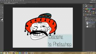 Photoshop CS6 Tutorial - 9 - Inserting Images