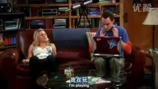 Sheldor Is Back Online..AFK - The Big Bang Theory Season 2