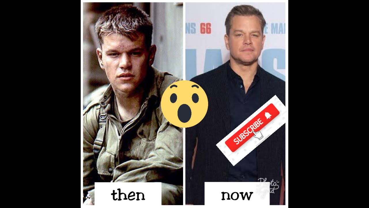 Download Saving Private Ryan (1998)- Then &now