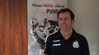 ITW Ragon Jean-René après 1er tour de Coupe de France