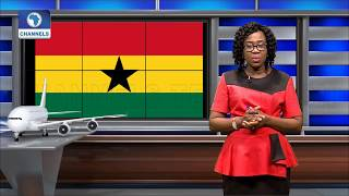 Accra In Ghana Takes A Lot Of Nigeria