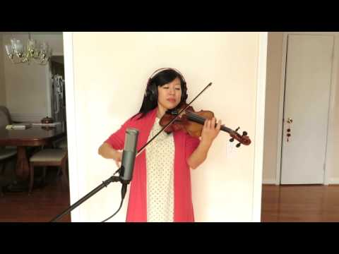 I Feel It Coming The Weeknd ft. Daft Punk Violin Cover