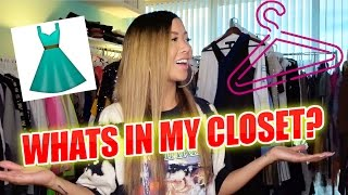 THERES A BATHROOM IN MY CLOSET | Liane V