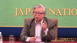 Masayasu Hosaka, writer 作家の保阪正康さんが、日本の戦後70年をど...