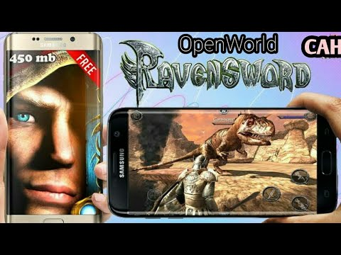 ravensword shadowlands 3d apk download