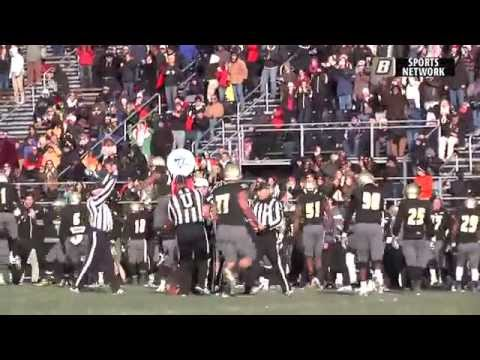 Football Vs. Wagner Highlights
