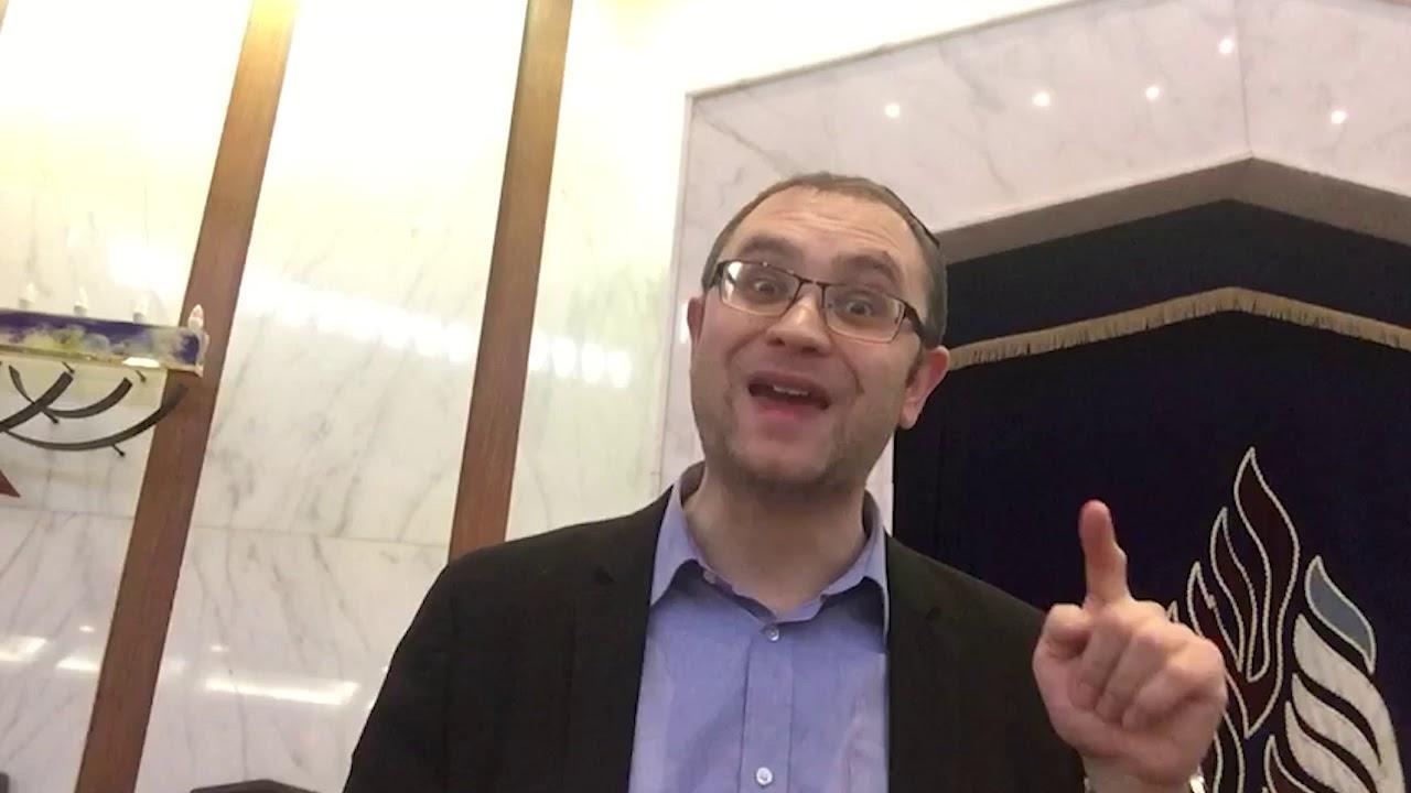 Shabbat Video Message from Rabbi Knopf - January 28, 2021