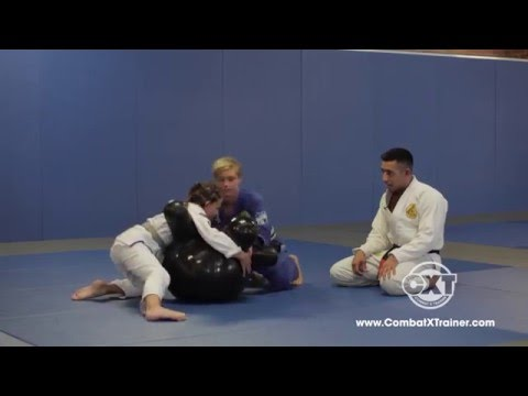 Combat X Trainer | Kids System | BJJ Instructional