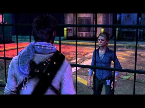 Uncharted 3: La traición de Drake - Gamescom trailer
