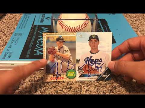 In person autograph recap week 2 of the MiLB season. (Rawhide, Quakes, Grizzlies and Aces)