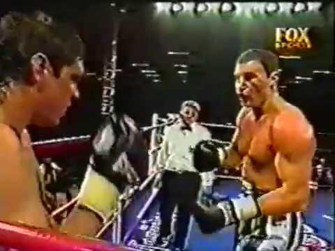 Dickie Ryan vs Vitali Klitschko