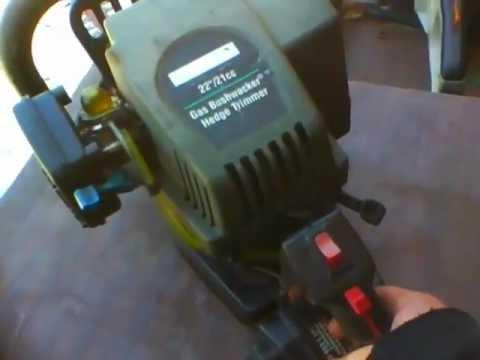 Craftsman 25cc Gas Bushwacker 358 796330