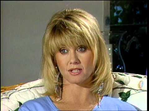 Download Olivia Newton-John Interview- Dick Clark's Nitetime Show 1985