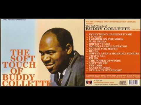GMG CD43105 The Soft Touch Of Buddy Collette - Milano Sessions 1961