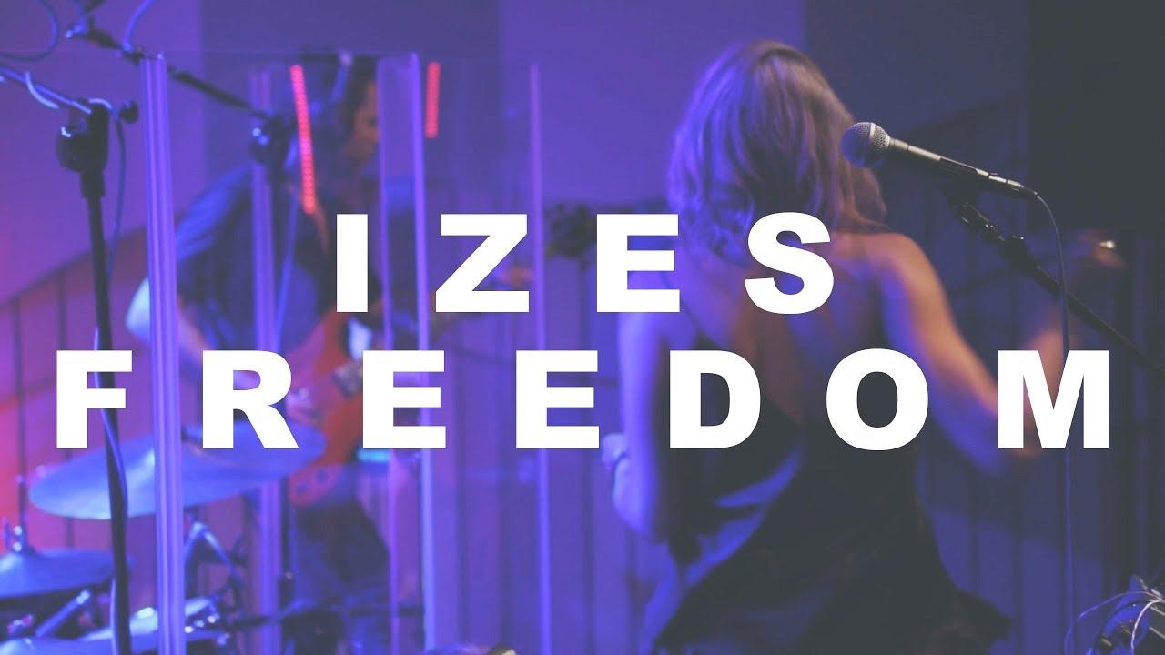 I Z E S  f r e e d o m  -  live in Radio Gdańsk