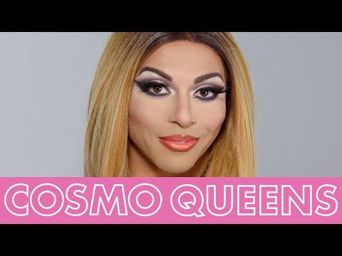 Download Youtube: Shangela - COSMO Queens | Episode 16 | Cosmopolitan
