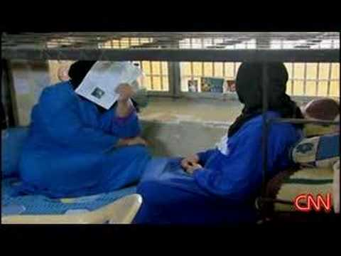 Iraqi Women Prisoners