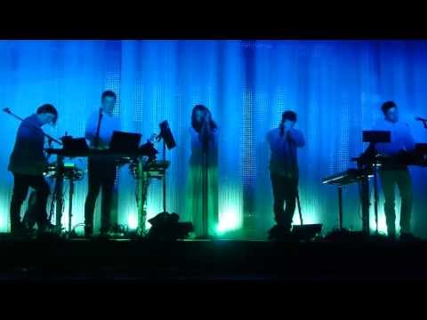 How to destroy angels - On the wing (live) Las Vegas 2013