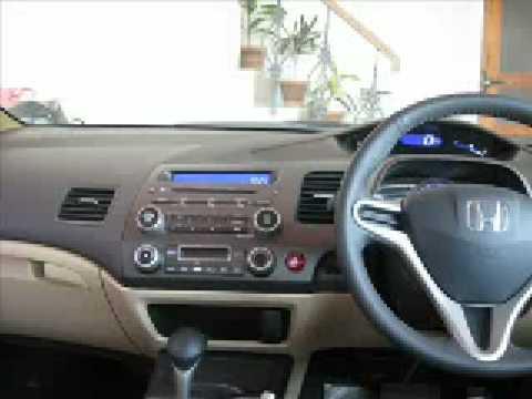 Honda Civic India (Gone in 30 sec 1.8V AT 30-177 in 32sec ...
