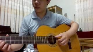 Nói Làm Sao Hết Guitar Minh Quân cover