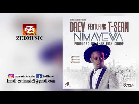 Daev ft T-Sean Nimayewa (Audio) ZEDMUSIC 2017