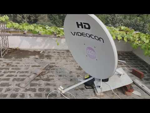 Eutelsat 3 east dish tracking