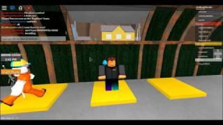 Roblox Redwood Gefängnis ein Fehler