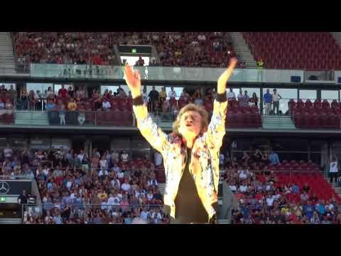Rolling Stones – Tumbling Dice – Stuttgart Mercedes Benz Arena – 2018-06-30
