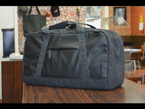 Travel Tech Bag! - Incase EO Travel Duffel Bag - Indepth Review