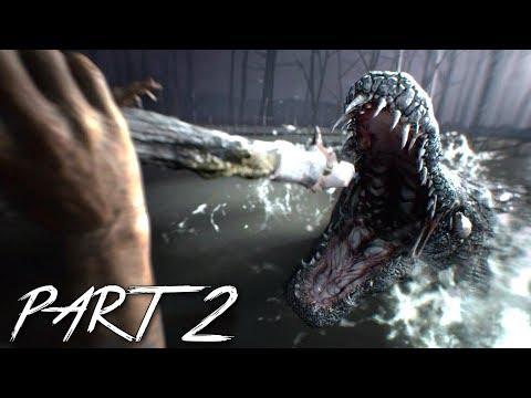 RESIDENT EVIL 7 END OF ZOE Walkthrough Gameplay Part 2 - Brawler Boss (RE7 DLC)