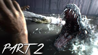 RESIDENT EVIL 7 END OF ZOE Walkthrough Gameplay Part 2 - Brawler Boss (RE7 DLC)
