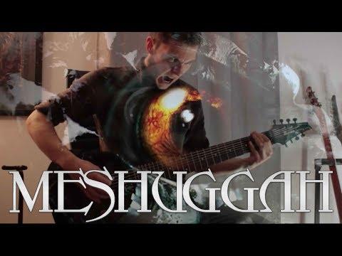 Meshuggah - I (Guitar cover by Sam Mooradian)