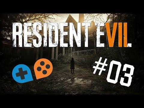 Beanis spiller: Resident Evil 7 (#03)