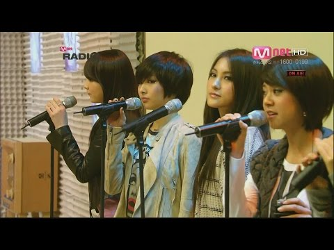 [Live] 100302 KARA 카라 - Lupin 루팡