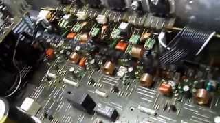 Denon AVR-1507 ремонт.