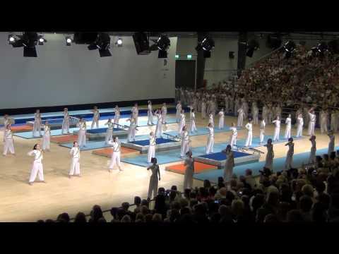 GYMNAESTRADA 2011 : Groupe vaudois acrogym 12.07.11