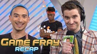 APRIL GAME FRAY - Recap