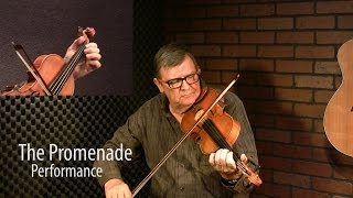 The Promenade: Irish Fiddle Lesson from Kevin Burke