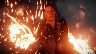 inFAMOUS Second Son - Gauntlet Command Center [Gameplay Walkthrough] [No Commentary Gameplay]