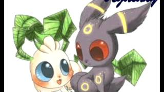 Umbreon X Leafeon Drive By