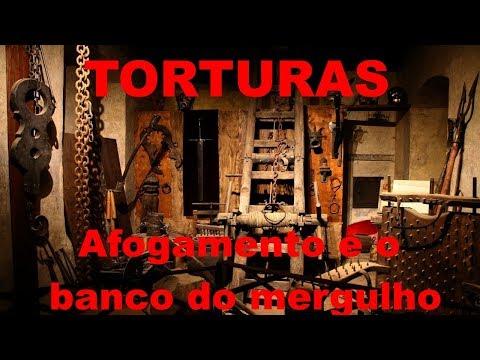 Torturas Medievais - Afogamento e o Banco do Mergulho