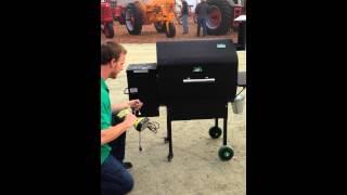 Replacing the thermal sensor - Green Mountain Grills