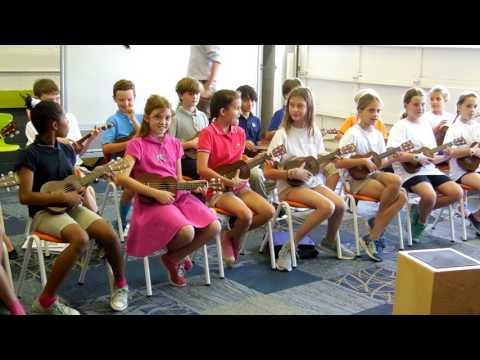 Charlotte Lab School - Music Showcase 2016 - 4th Grade