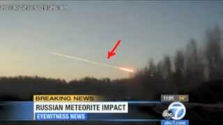 Meteorite Hits Russia!!! 1,000's Injured! Thumbnail