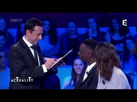 Antonio le magicien surprend Alice Belaïdi et Ahmed Sylla  #AcTualiTy